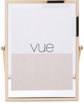 Vue-Abbie-Photo-Frame-in-Gold-13x18cm on sale