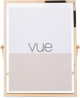 Vue-Abbie-Photo-Frame-in-Gold-10x15cm on sale