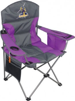 NRL-Storm-Camp-Chair on sale