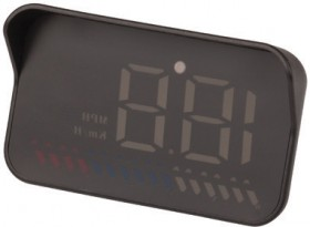 NEW-GPS-Speedometer-Head-Up-Display-with-OBDII-Data on sale