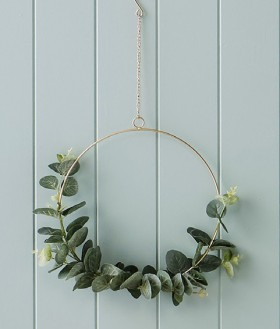 NEW-Ombre-Home-Beautiful-Blossom-Hanging-Garland-26x28cm on sale