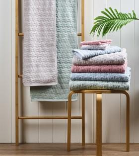 50-off-Koo-Elite-Daisy-Floral-Towel-Range on sale
