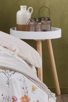 NEW-Ombre-Home-Beautiful-Blossom-Side-Table-35x48cm on sale