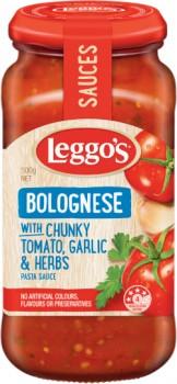 Leggos-Pasta-Sauce-490g-500g on sale