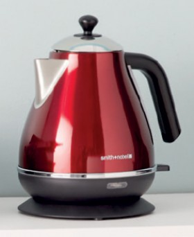 Smith-Nobel-1.7L-Kettle-Red on sale