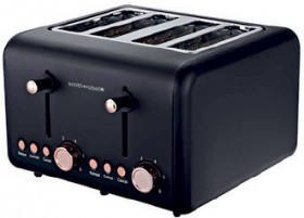 Smith-Nobel-4-Slice-Toaster-Rose-Gold on sale