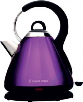 Russell-Hobbs-Heritage-Kettle-Purple on sale