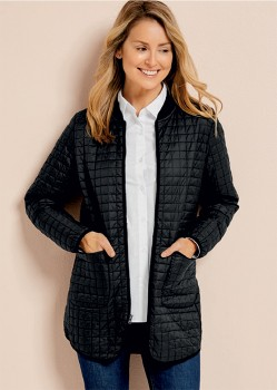 West-Cape-Eva-Longline-Quilted-Jacket on sale