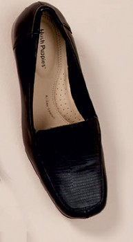 Hush-Puppies-Mandy-Leather-Wedge-Heel-Loafer on sale