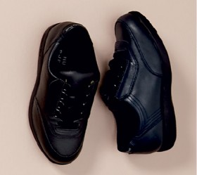 Hush-Puppies-Classic-Walker-Leather-Lace-Up on sale