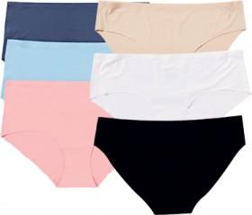 Sash-Rose-3pk-Bonded-Waist-Midi-Bikini-or-Full-Brief on sale