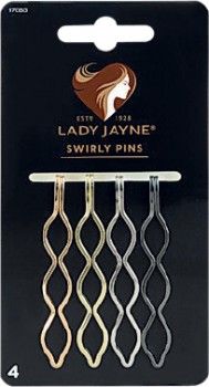 Lady-Jayne-Pro-Metallic-Swirly-Pins-4-Pack on sale