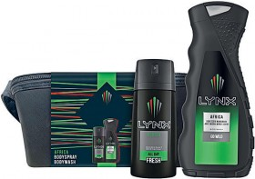 NEW-Lynx-Africa-Duo-Gift-Bag on sale