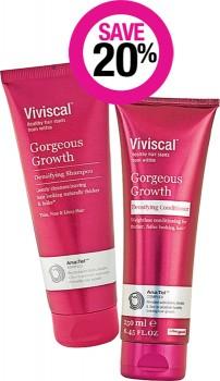 Save-20-on-Viviscal-Haircare-Range on sale