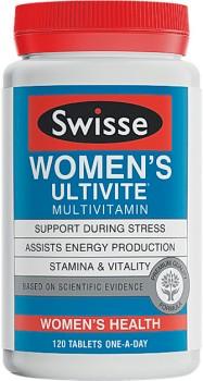 Swisse-Womens-Ultivite-Formula-1-120-Tablets on sale