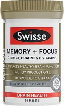 Swisse-Ultiboost-Executive-Focus-50-Tablets on sale