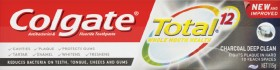 Colgate-Total-Charcoal-Toothpaste-115g on sale