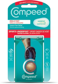 NEW-Compeed-Sports-Underfoot-Blister-Plasters-5-Pack on sale