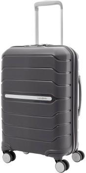 Samsonite-Oc2Lite-Exp-Spinner-Hardcase-Small-55cm-2.6kg-in-Black on sale