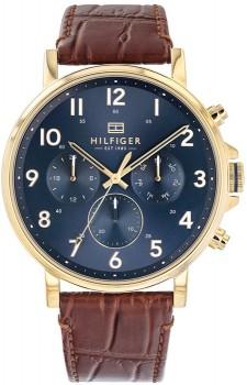 Tommy-Hilfiger-Daniel-Watch-in-Navy on sale