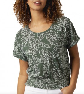 me-Shirred-Top on sale