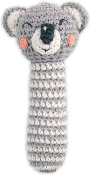 Weegoamigo-Crochet-Rattle on sale