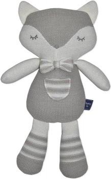 Living-Textiles-Cotton-Knit-Softie-Toys on sale