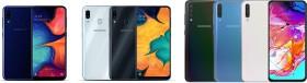 Samsung-Galaxy-A20-A30-A70 on sale