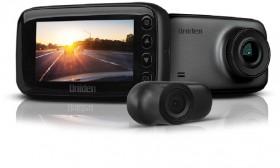 Uniden-Front-Rear-Dash-Cam on sale