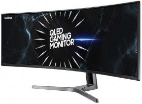 Samsung-49-QLED-Curved-120HZ-Gaming-Monitor on sale