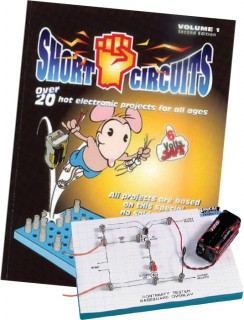Short-Circuits-1-Book-and-Project-Kit on sale