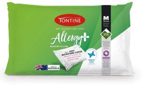 40-off-Tontine-Allergy-Plus-Pillow on sale