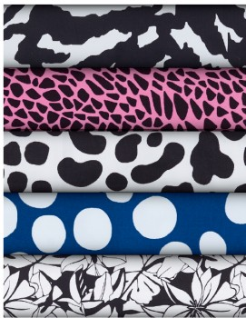 NEW-Print-Sateen on sale