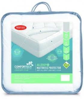 40-off-Tontine-Allergy-Plus-Mattress-Protector on sale