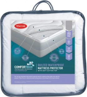 Tontine-Waterproof-Mattress-Protector on sale