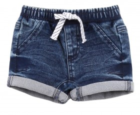 Dymples-Acid-Wash-Denim-Shorts on sale