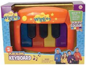 The-Wiggles-Play-Along-Keyboard on sale