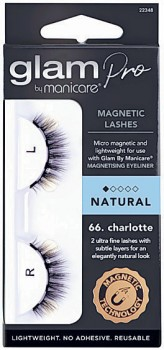 Glam-by-Manicare-Glam-Pro-Magnetic-Lashes-66-Charlotte-1-Pair on sale