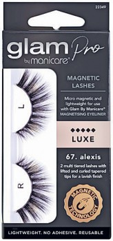 Glam-by-Manicare-Glam-Pro-Magnetic-Lashes-67-Alexis-1-Pair on sale
