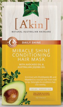 Akin-Miracle-Shine-Conditioning-Hair-Mask on sale