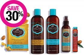 Save-30-on-Hask-Haircare-Range on sale