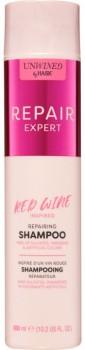 NEW-Hask-Unwined-Red-Wine-Inspired-Repairing-Shampoo-300mL on sale