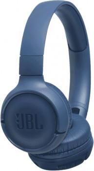 JBL-T500BT-Wireless-On-Ear-Headphones-Blue on sale
