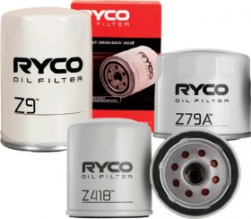 Ryco-Oil-Filters on sale