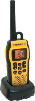 Uniden-2.5W-Waterproof-VHF-Marine-Radio-MHS050 on sale