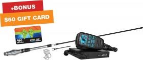 Uniden-5W-UHF-Radio-with-Smart-Mic-Technology-UH9060 on sale