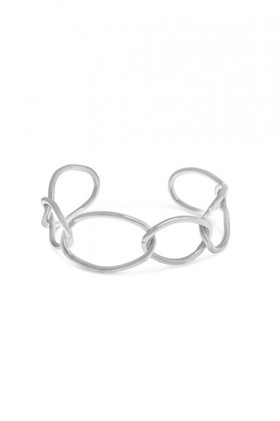 By-Fairfax-Roberts-Contemporary-Open-Link-Bracelet on sale
