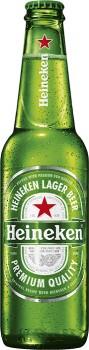 Heineken-Lager-Bottles-330mL on sale