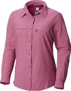 Columbia-Womens-Irico-Long-Sleeve-Shirt on sale