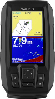 Garmin-Striker-Plus-4-GPS-Fishfinder on sale